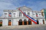 Das Theater von Iquique