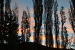 Sonnenuntergang in Cachi
