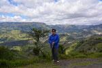 Wanderung zwischen 3200m und 3800m