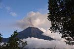 Blick auf den aktiven Tungurahua