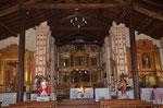Kirche von innen in San Rafael