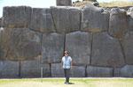 Die Festung Saqsaywaman
