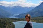 Blick auf den Lago Steffen
