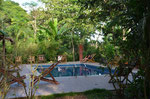 Unser Pool in der Anaconda Lodge