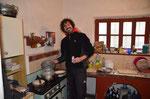 Mario cocina