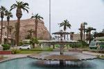 Plaza von Arica