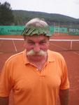 olympischer Vorstand des TCF: Obmann Erich Degwerth