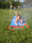 Sportbewerb: Water-Slide Style Contest