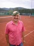 olympischer Vorstand des TCF: sportlicher Leiter Wolfgang Parik