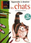 Apprendre à dessiner les chats - Editions Fleurus