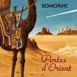 Portes d'Orient - Couverture CD Sonorhc