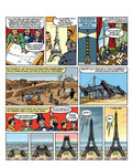 Un homme de fer (vie de Gustave Eiffel) page 2- Aveyron magazine