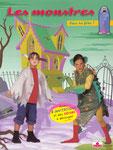 Fais ta fête : les monstres, avec Violaine Lamerand  - Editions Fleurus