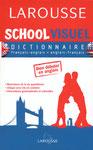 Dictionnaire bilingue School Visuel - Larousse