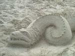 Serpent de mer - Tréguennec 2001