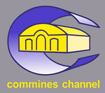 Logo Commines channel - Espace Commines
