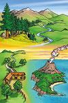 Les paysages - Dictionnaire School (Larousse)