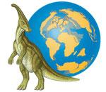 Parasaurolophus - Spécial dinosaures - Editions Milan