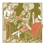 Les cartes - Les mots du jeu (Le Robert)