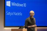 Satya Nadella - The next chapter - Windows 10