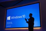 Terry Myerson silhouette - The next chapter - Windows 10