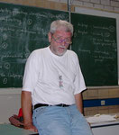 ..vor der Klasse