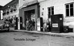 Tankstelle Schlager
