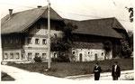 Der Stehrerhof vor 1978