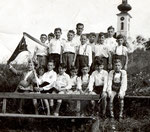 Neukirchner Jungscharbuben 1956