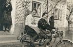 Emanzipation in den Dreißiger Jahren - Vorne Frau Streibl hinten Frau Pachinger
