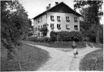 Altenheim in Wim vor dem Um- und Erweiterungsbau
