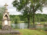 """Vallée de la Meuse,son calvaire et les vaches""""normales"""""""