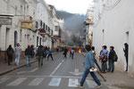 Manifestations de Sucre