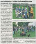 30. Mai 2019, Rheingau Echo -  Jugendpark der Kulturen -  G³-Party