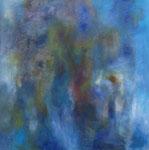 Finanzgebaren, 2011, 110x110cm, Ö/L