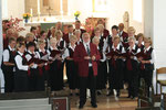 Auftritt in der Borsflether Kirche 2007