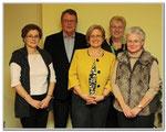 Der Vorstand 2012