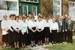 Der ehemalige Kirchenchor 1990