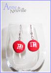 M&M's rouge - 12 €