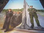 Der Mauerfall, Potsdamer Platz, Fabin Fritz