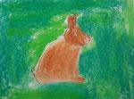 pastel de Benjamin, 7 ans