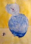 Chat de Nawfel, 4 ans
