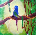 Acrylique sur toile de Lilimay, 10 ans