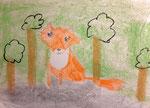 Pastel de Manon, 8 ans