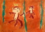 Pastel de Manon, 7 ans et demi