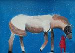 Acrylique sur toile de Sana, 10 ans