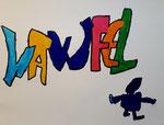 Graff de Nawfel, 6 ans