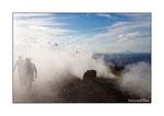 06/09/2012 Vulcano - attraversamento delle fumarole