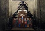 Chiesa Santa Madre di Dio - particolare