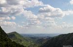 La Valganna dal belvedere dell'Alpe Tedesco